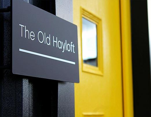 The Old Hayloft